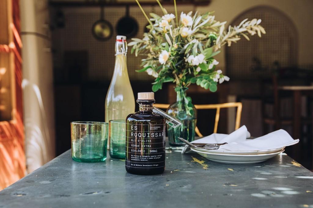 Es Roquissar Olive Oil