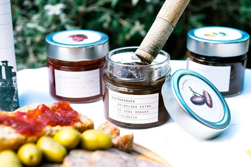Nuestros productos ecológicos, embajadores de la Serra de Tramuntana.