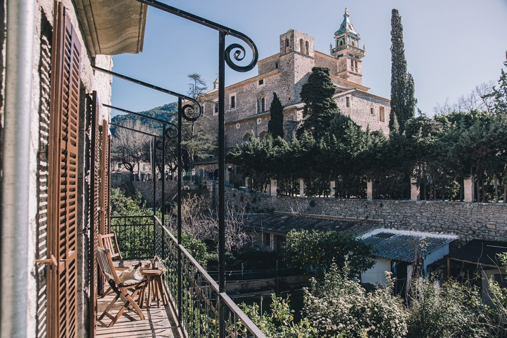 Valldemossa House Views